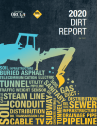 2020 Dirt Report Cover